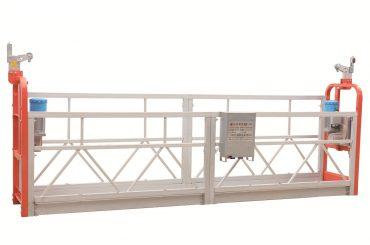 zlp630 malingsstålfasade rengjøring avhenger arbeidsplattform