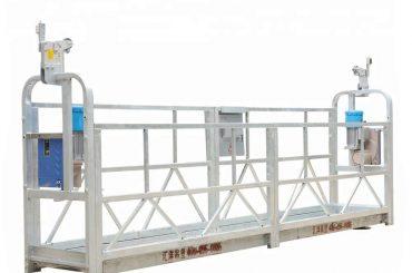 10m 800kg Suspended Stillasystemer Aluminiumslegering med løftehøyde 300 m