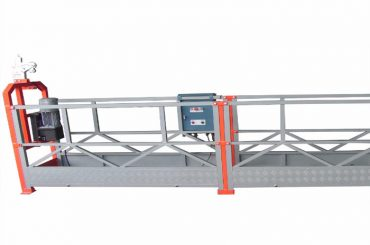 Pin - Type 800kg Suspended Work Platform Med 1.8kw Motor Power