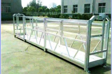 Stål / Aluminium Suspended Arbeidsplattformer Med SAL-serien Sikkerhetslås
