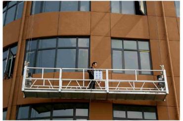 zlp630 vindu rengjøring tau opphengt plattform