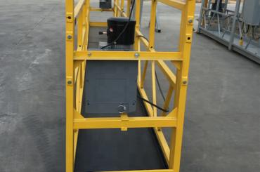 7,5m midlertidig opphengt vaierplattform for konstruksjon