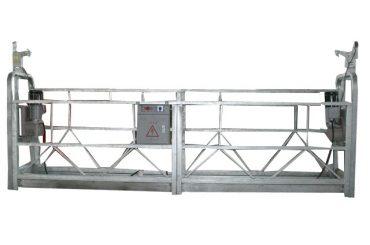 bevegelige sikkerhets tau suspendert plattform zlp500 med nominell kapasitet 500kg