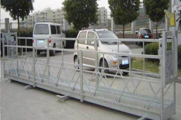 zlp630 tauopphengt plattform / elektrisk svingstadium / stillas for vindurengjøringsmaskin