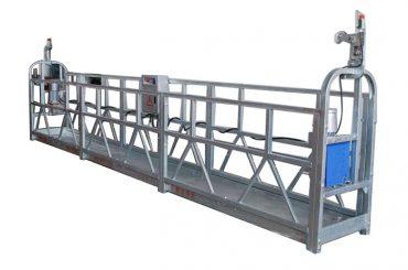 elektrisk heis wire tau gondol zlp500 spray maling suspendert plattform