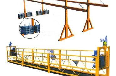 Elektrisk heis for opphengt plattform og elektrisk heise CD1 type